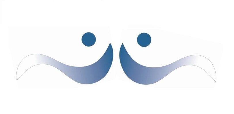 Movember Moustache Logo